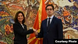 Ambasadorja e re e SHBA-së në Shkup, Kate Marie Byrnes
