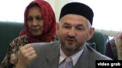Татарстан мүфтиінің орынбасары Валиулла Якупов. Қазан, 18 шілде 2012 жыл.