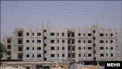 بخشی از پروژههای مسکن مهر