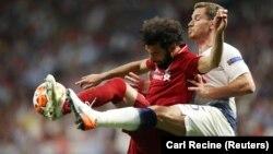 Эпизод матча в Мадриде, 1 июня 2019