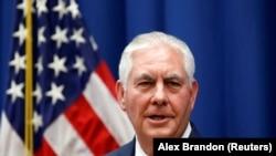 تیلرسون پیشنهاد ملاقات بین مقام های ارشد ایران و آمریکا در نیویورک را داده بود