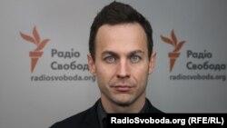 Алексей Мацука, украинский журналист, дончанин