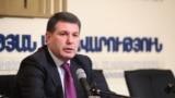 Экс-министр охраны природы Арам Арутюнян (архив)