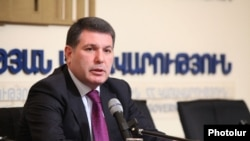 Арам Арутюнян (архивная фотография)