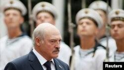 Aliaksandr Lukașenka