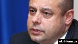Юрий Продан, министр топлива и энергетики.