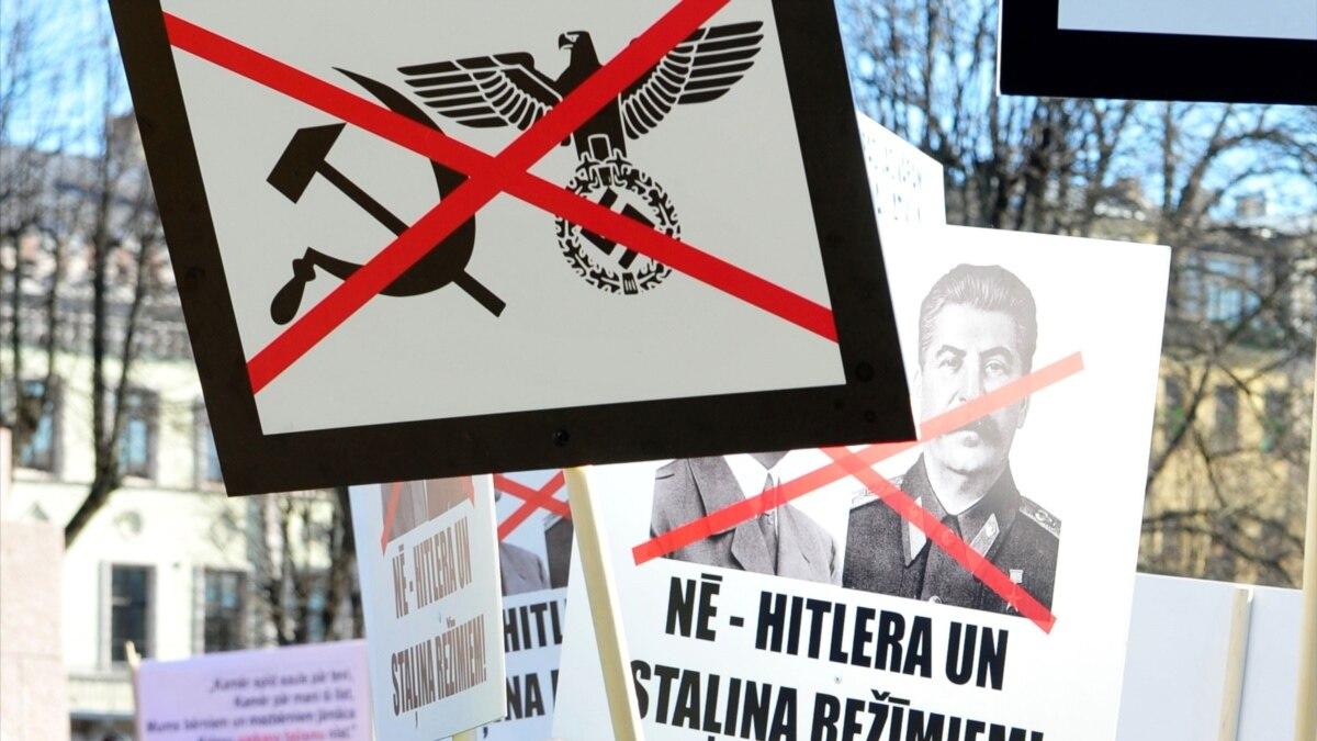«Сталин, коммунизм, НКВД должны быть осуждены миром как Гитлер, нацизм и гестапо» – Вятрович