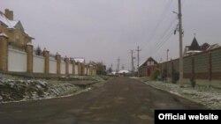 Поселок Молодежный под Иркутском
