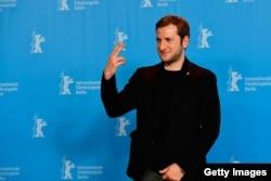 Резо Гигинеишвили на Берлинском кинофестивале