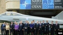 Учасники саміту НАТО в Уельсі, 5 вересня 2014 року