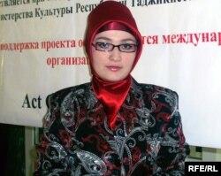 Манижа Ҳайитова