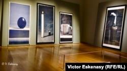 Ulay Life-sized, SCHIRN Kunsthalle, Frankfurt