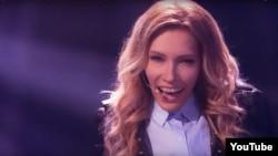 Russian singer Yulia Samoilova