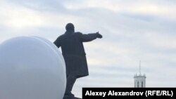 Памятник Ленину в Кемерове (иллюстративное фото)