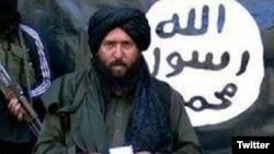 «Ислам мемлекеті» экстермистік тобының Ауғанстан мен Пәкістандағы басшысы Хафиз Саид Хан.