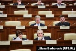 Miercuri în Parlamentul de la Chișinău