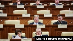 В среду в парламенте Республики Молдова
