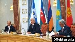 Минск: КМШ лидерлеринин саммити