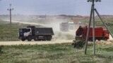«Мусором пахнет». Что происходит на полигоне отходов в крымском Тургенево (видео)