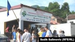 Međunarodni omladinski kamp Franco Betolli u Potočarima, Foto: Sadik Salimović