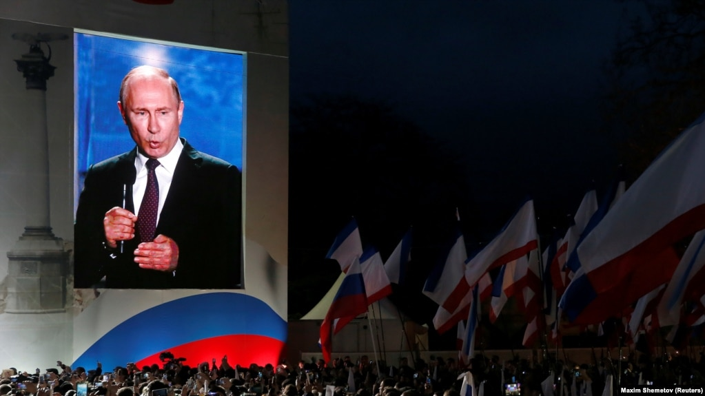 Putin's 2024 Problem: Election Win Raises Curtain On Clouded