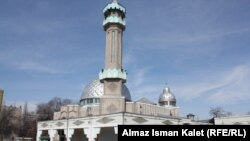 Бишкектеги борбордук мечит.