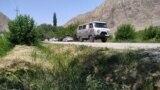 Kyrgyzstan - Batken - Voruh - Kyrgyz-Tajik border, border - conflict 24 July 2019