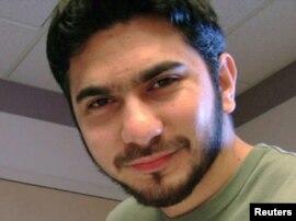 شهزاد فیصل امریکایی پاکستانی الاصل که مظنون به بمب گذاری در شهر نیوریارک می باشد