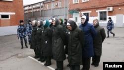 Красноярск. Женская колония № 22