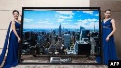 Prezentacija novih televizora, Seul, ilustrativna fotografija