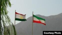 Тәжікстан мен Иран тулары. (Көрнекі сурет.)