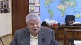Гавриил Попов, первый мэр Москвы
