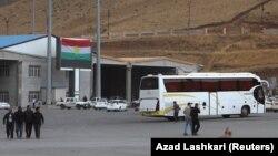 Granični prijelaz između Irana i iračke regije Kurdistana