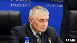 Татарстанның эчке эшләр министрлыгының җинаятьчеләрне эзләү бүлеге җитәкчесе - Владимир Иванов
