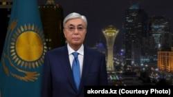 Қосимҷомарт Тоқаев, раиси ҷумҳури Қазоқистон.
