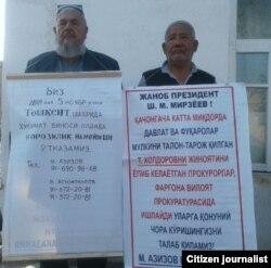Bahodirxon Eliboyev o'z Feysbukidagi postiga ilova qilgan surat