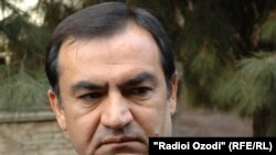 Рустам Назаров, директор Агентства по контролю за наркотиками при президенте Таджикистана.