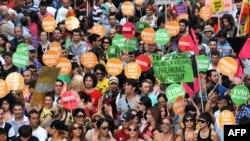 Борци за човекови права на собир во Истанбул
