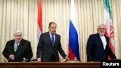 حمله موشکی دولت ترامپ به خاک سوریه خشم حکومت بشار اسد و متحدان اصلیاش یعنی ایران و روسیه را برانگیخته است.
