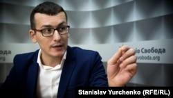 Глава НСЖУ Сергей Томиленко