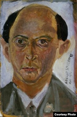 Автопортрет Шенберга