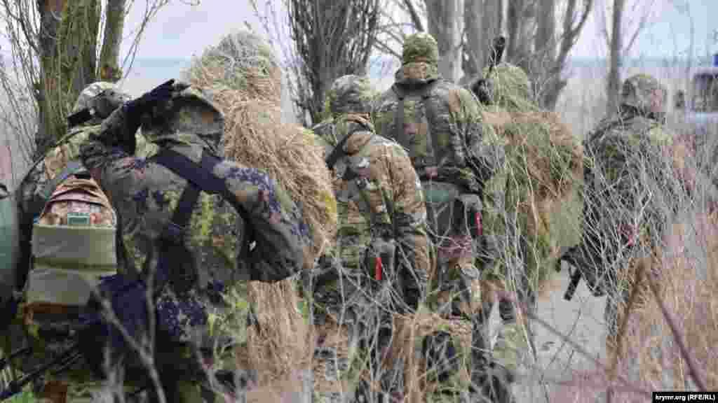 В Херсонской области провели антитеррористические учения,21 апреля 2017 года