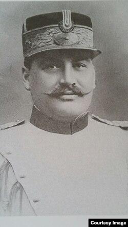 Generalul Stan Poetaș, împușcat de bolșevici la Călărășeuca (Sursă: IonȚurcanu, Mihai Papuc, Basarabia în actul Marii Uniri de la 1918)