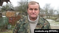Актывіст з Галавачоў Уладзімер Трахімчык