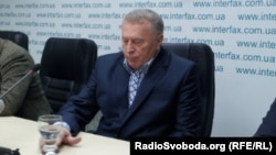 Владимир Жириновский, депутат Госдумы.