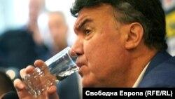 Борислав Михайлов вече официално не е президент на Българския футболен съюз