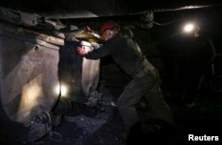 """В шахте """"Горняк-95"""", Макеевка, Донецкая область"""