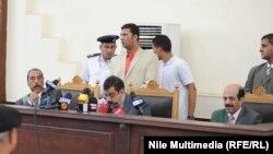 Gjyqi me tre gazetarët e dënuar për bashkëpunim me Vëllazërinë Myslimane.