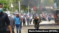 Беспорядки в Джеты-Огузе, 31 мая