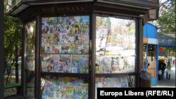 Moldova - Newsstand, generic